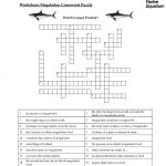 Worksheet-Megalodon-Crossword-Puzzle
